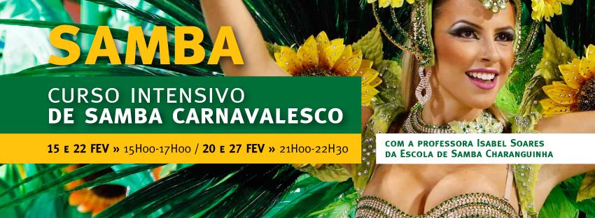 Curso Intensivo de Samba